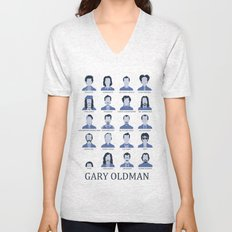 Gary Oldman Unisex V-Neck