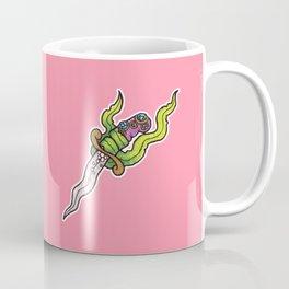 Mermaid Dagger Coffee Mug