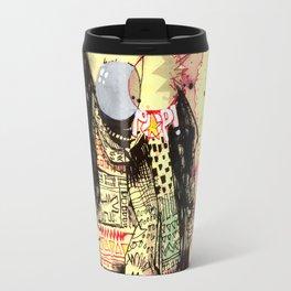 Bubble Gum Bandits Travel Mug