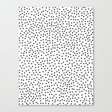 Dots.. Canvas Print