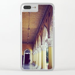 Indian Royal Palace - Chowmahalla Clear iPhone Case