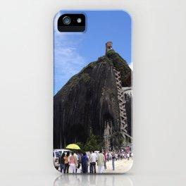 Piedra del Penol iPhone Case