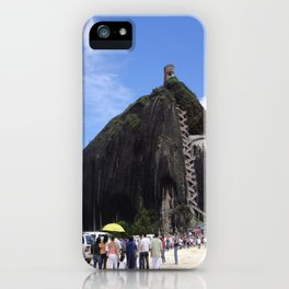 Piedra del Penol iPhone Case