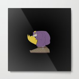 I am the MAXX! Metal Print