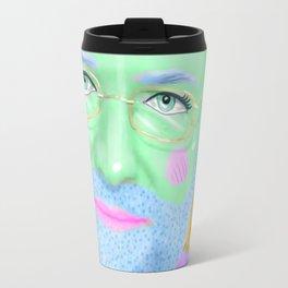 """Espíritu de Superación"" Travel Mug"