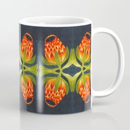 Floral symmetry 1. Coffee Mug