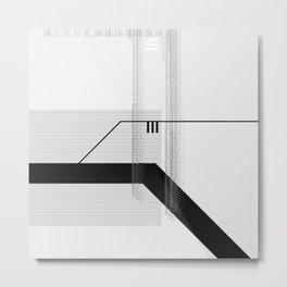 RIM HEX Metal Print