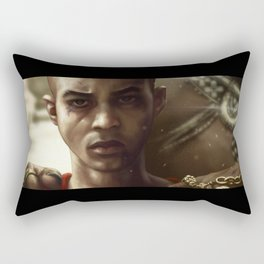 The 3,300 Rectangular Pillow