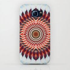 Windmill mandala Galaxy S7 Slim Case