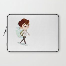 SHINee model walking ho  Laptop Sleeve