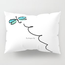 FLY DRAGON FLY Pillow Sham