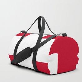 Switzerland flag emblem Duffle Bag