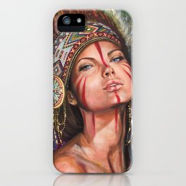 Sioux  iPhone Case