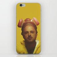 jesse pinkman iPhone & iPod Skins featuring jesse pinkman. by DVSC