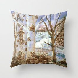 """ Remembering "" Throw Pillow"