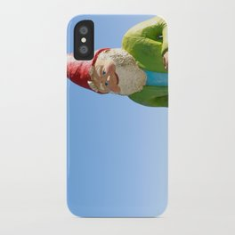 Giant Garden Gnome iPhone Case