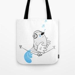 Tweettie Tote Bag
