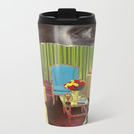 Eyes across the Universe Metal Travel Mug