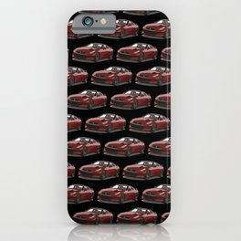Red GT-R iPhone Case