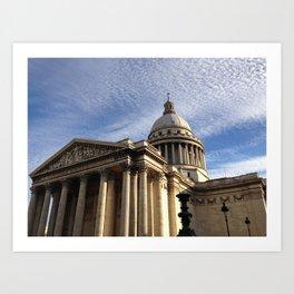 Pantheon (Paris) Art Print