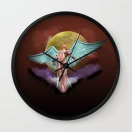 Fantasy Flight Wall Clock