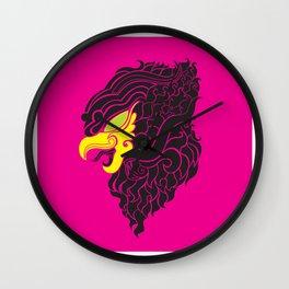 Sherock logo Wall Clock