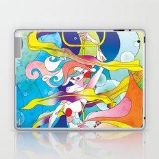 King Triton's Daughter Laptop & iPad Skin