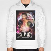 ali gulec Hoodies featuring Ali #2 by YBYG