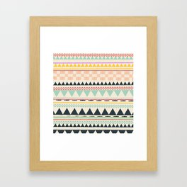 coloring book Framed Art Print