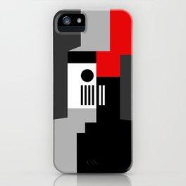 WAR INDUSTRY iPhone Case
