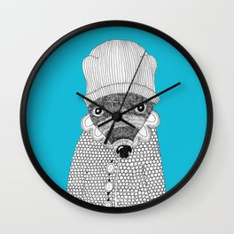 GIVE IT BACK Wall Clock