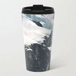 Climate change is as close as you can see Travel Mug