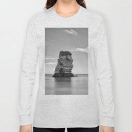 Dona Ana Praia. Algarve. Portugal Long Sleeve T-shirt