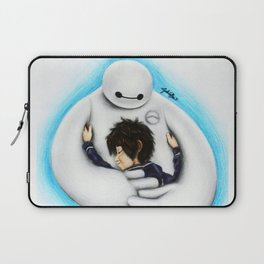 Big Hero 6 by Gabriella Livia Laptop Sleeve