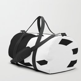 Micah Mason Foundation Heart - Black Duffle Bag