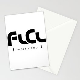 FLCL - Fooly Cooly Stationery Cards