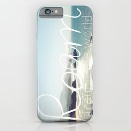 Roam III iPhone Case