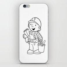 Bob The Builder iPhone & iPod Skin