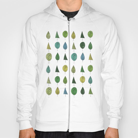 TREES MAKE A FOREST Hoody