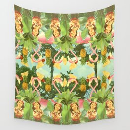 Tropical punch Wall Tapestry