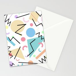 Memphis #102 Stationery Cards