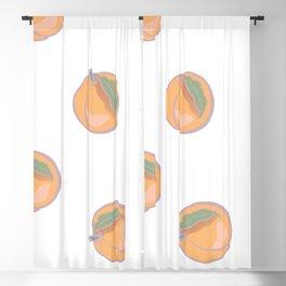 Peaches | Blackout Curtain