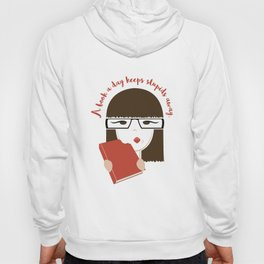 A book a day Hoody