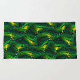 Firefly Beach Towel