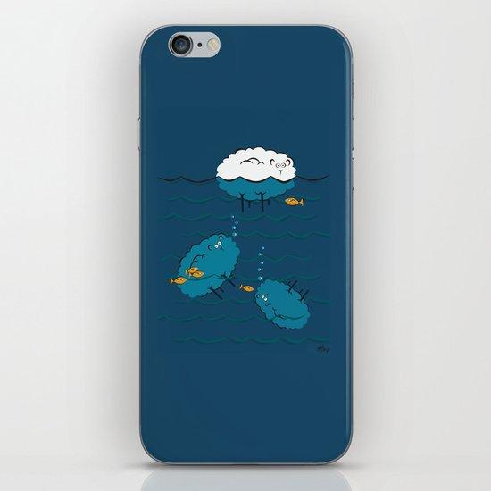 Sinking Sheep iPhone & iPod Skin