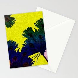 Picadilly Peacocks Stationery Cards