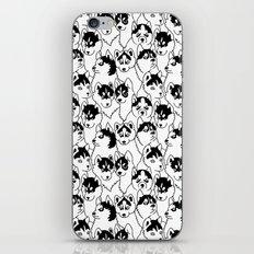 Oh Husky iPhone Skin