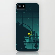 Come on, Mr. Bubbles! Slim Case iPhone (5, 5s)