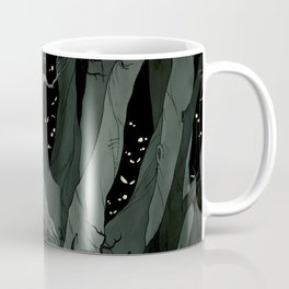 Snow White Lost in the Woods Coffee Mug