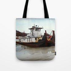 Tugboat Tote Bag